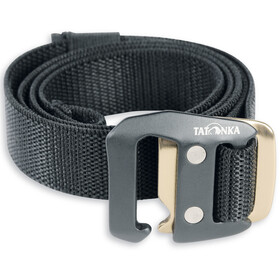Tatonka Stretch Ceinture 25mm, black